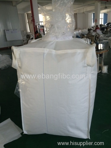 FIBC Spout Top Bulk Bag for Soda Crystals