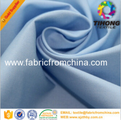 factory price 65% polyester 35% cotton dyeing fabric for shirt