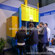 new products on waste paper baler