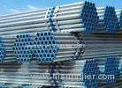 Welded Carbon Steel Galvanized Steel Pipe For Building Structure