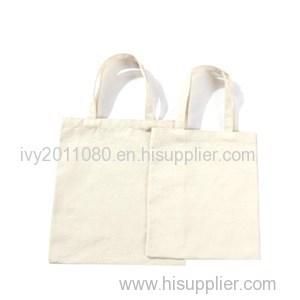 DIY Blank Canvas Shopping Bags