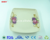 8.9.10 11 inches square melamine plate A1 A5 all available factory supply
