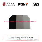 HDPE plastic slip sheet