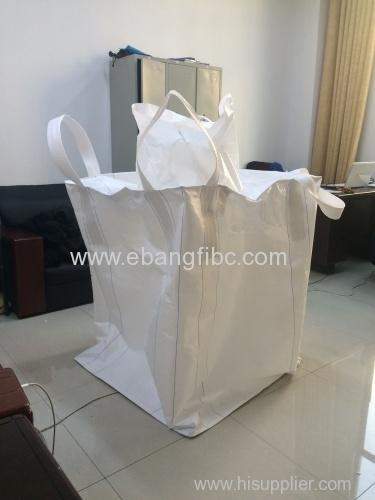 Square Fabric Bulk Bag for Sulphur