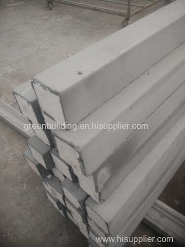High quality foam window cornice