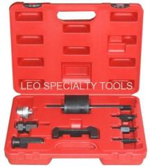 Diesel Common Rail Injector / Puller / Extractor Set Slide Hammer