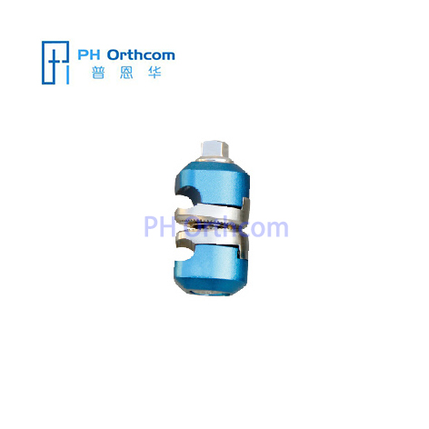 Rod to Rod Coupling for ¢8mm rod Hoffmann II Compact External Fixator for Large Fragments Trauma Orthopedic