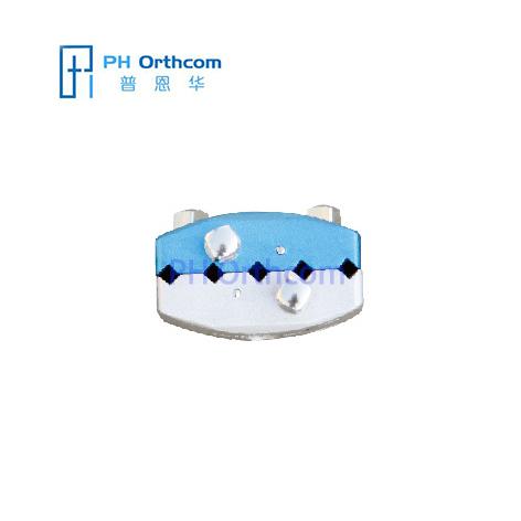 5-контактный зажим отверстие ¢ 8x5mm Hoffmann компактной внешней системой фиксации для больших фрагментов Травма ортопедической инструмент