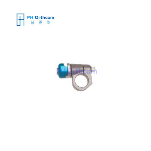 Tube to Rod Coupling for ¢20x8mm Hoffmann Compact II External Fixation System for Large Fragment Trauma Orthopedic