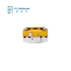 ортопедический фиксатор 4 - контактный зажим отверстие 5x3 / 4 мм Гарра де Страйкер Hoffmann II компактный небольшой фрагмент ортопедические инструменты