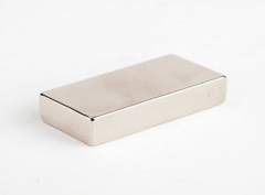 Custom made NdFeB Block Magnet With Zn Plating 1mm-200mm