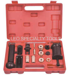 18pcs Professional FSI Engine Fuel Injector Puller Set For VW Audi