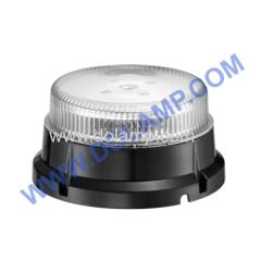 6.6 Inches ECE R65 SAE J845 Warning Light LED Beacon LED Strobe Lamp