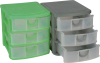 Three Layer Plastic drawer