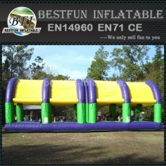 Outdoor Games Inflatable Volleyball Court