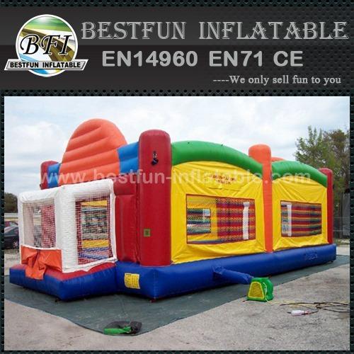 Multi 5 IN 1 Module Combo Inflatable