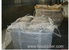 FIBC Sling Bag for Packing White Cement