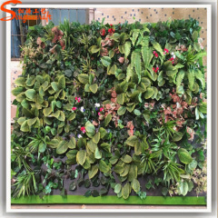Artificial grass wall plnats decor plant wall hot sale new style