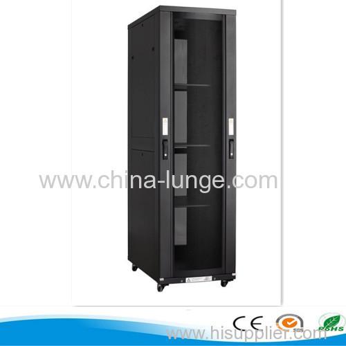 "19"" Network Cabinet with Lockable Rear Door"