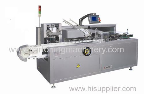 Automatic Cartoning machine For Facial tissue