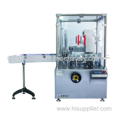 Automatic Cartoning machine for Sachet/Pouch