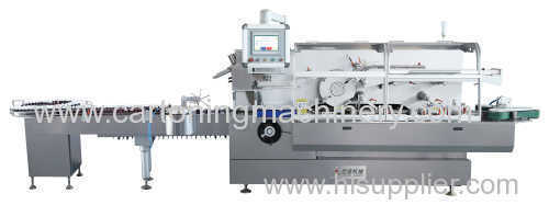 Automatic High Speed Continuous Cartoning Machine for tube/blister /bottle