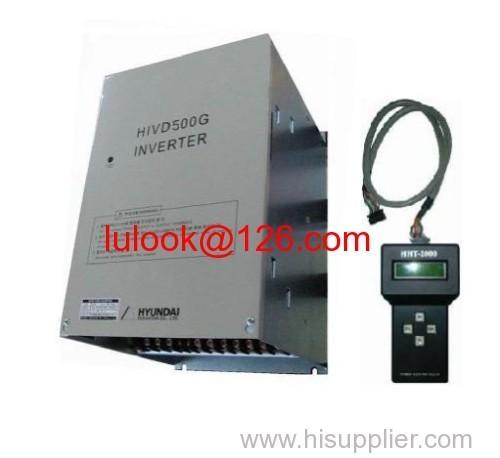 Hyundai elevator parts inverter HIVD500G