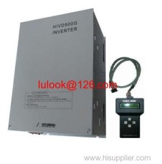 Hyundai elevator parts inverter HIVD900G