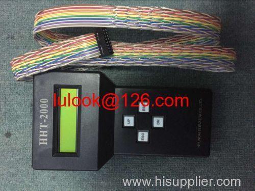 Hyundai elevator parts setting tool HTT-2000