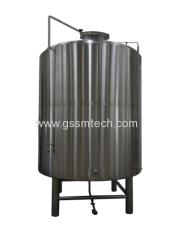 40BBL caldo / freddo liquore serbatoio