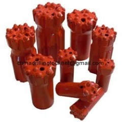 R28 tungsten carbide drill button bit