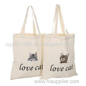 Design Your Own Canvas Shopping Bags