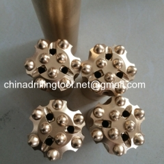 Carbide button mining bits