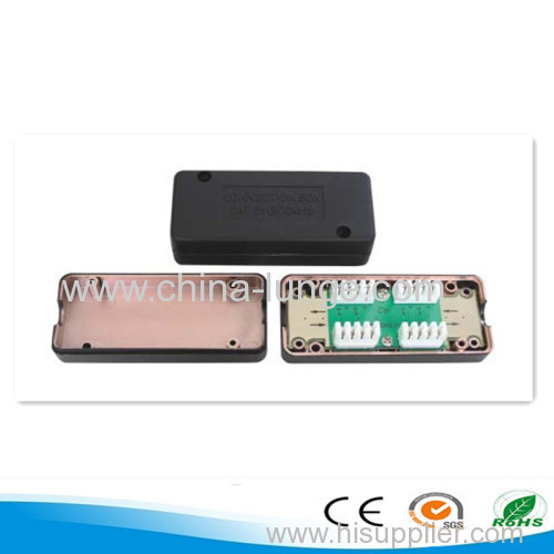Cat. 6 Half-Shielded Type Connection Box