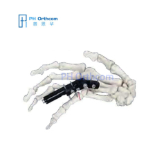 OrthoFix MiniRail External Fixator Articulation in Vertical Axis Mini Fragment Finger External Fixator Trauma Orthopedic