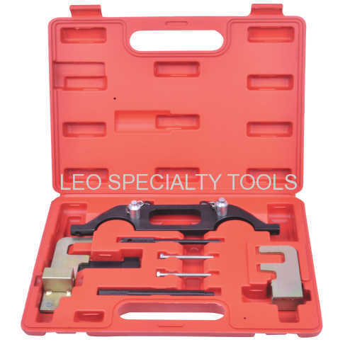 Timing tool set for Renault