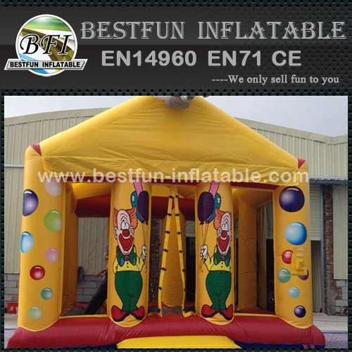 Inflatable Circus Kids Jumper Bounce House