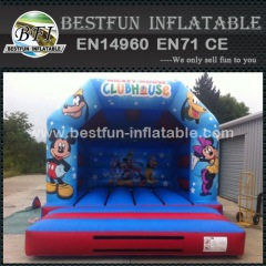 Mickey mouse club house inflatable house