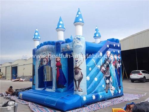 New Frozen Jumping Bouncy Castle for Kids