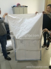 Top Filling Skirt Big Bag for Packing Salt