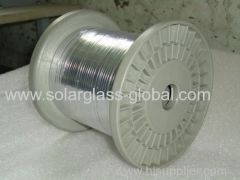 bus bar wire for solar panel