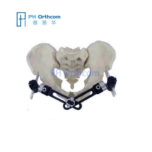 Короткие тазового Фиксатор с ProCallus Т-образные зажимы Orthofix Тип Травма ортопедической