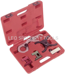 Petrol Engine Setting/Locking Tool Kit 5pcs