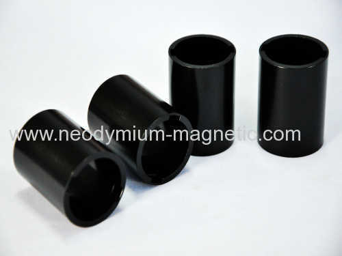 Bonded ndfeb magnets for textile machine