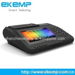EKEMP Android Smart POS Terminal with Barcode Scanner from China
