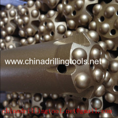 China thread button bits