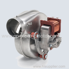 Hot air gas blower