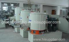High speed vertical type mixer with low power using