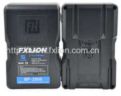 250Wh Rechargeable V mount battery Li ion Battery for sony Camera