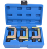 23mm 28mm 34mm 3pcs Ball Joint Removal Tool Set Vehicles Low Profile